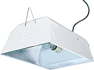 Sunburst Grow Light Reflector, 175-Watt Mh (does not include bulb)