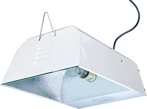 (Hydrofarm SBS150 Sunburst HPS Grow Light Reflector, Without Bulb, 150-watt)