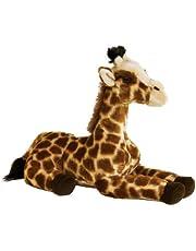 "Aurora Acacia Giraffe Flopsie Plush Stuffed Animal 12"""