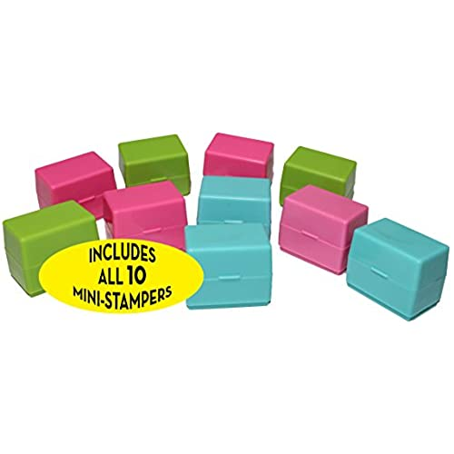 50OFF 10 Identity Protection Roller Stamps Mini To Guard Your ID And Hide