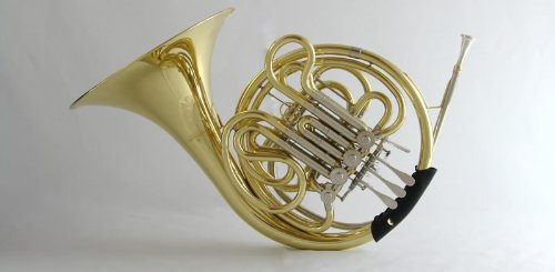 Schiller American Heritage Double French Horn - Gold Lacquer by Schiller