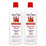 Fairy Tales Rosemary Repel Leave in Conditioning Spray Refill | 32 fl. oz. | 2-pack