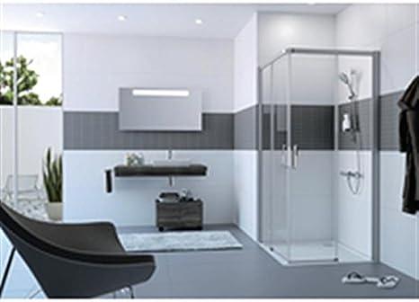 Penacho – Mampara de ducha Classics 2 Easy Entry acceso D ángulo deslizante 67 x 19 x 214 Réf c25002069322: Amazon.es: Hogar