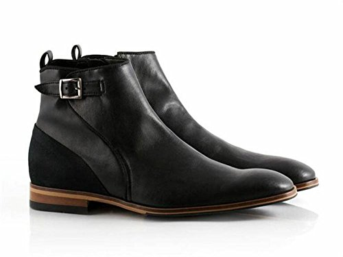 Bourgeois Boheme Mens Edward Vegan Dress-boot