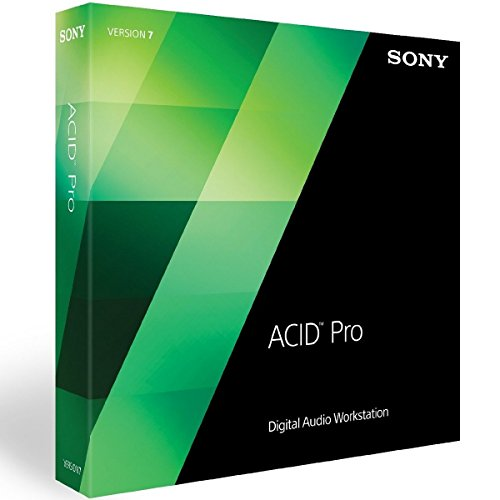 Sony ACID Pro 7 | Professional Digital Audio Workstation Electronic Delivery by Sony