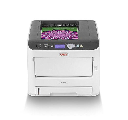 22 opinioni per OKI C612dn Stampante con tecnologia LED, A4, a colori, fronte/retro, 34 pagine