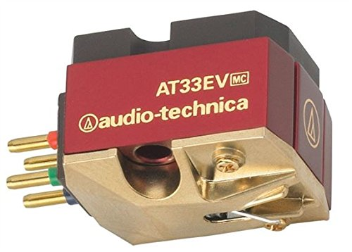 Audio-Technica AT33EV Dual Moving Coil Cartridge