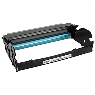 Speedy Inks - Refurbished 30, 000 Page Imaging Drum Cartridge 3302663RD PK496 for Dell 2230 / 2330 / 2350 Laser Printers