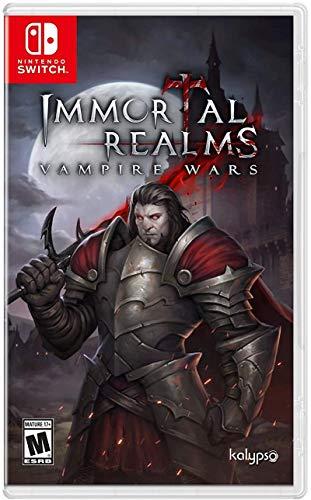 Immortal Realms: Vampire Wars - Nintendo Switch