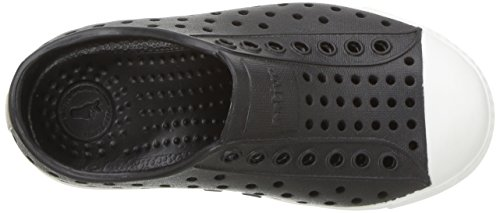 Native Jefferson Slip-On Sneaker Jiffy Schwarz / Shell Weiß