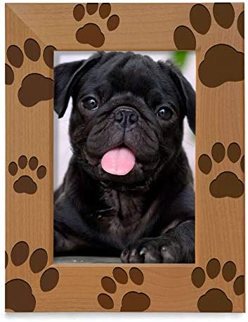 8x10 Dog Frame 5x7 Made with Recycled Plastic 4x6 Paws Picture Frame