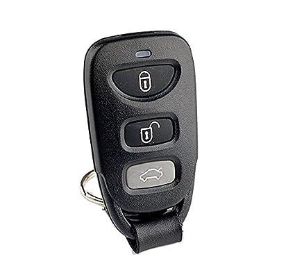 KEMANI 4 Buttons Repair Keyless Remote Key Fob Shell Case For Kia Cerato  Optima No chips