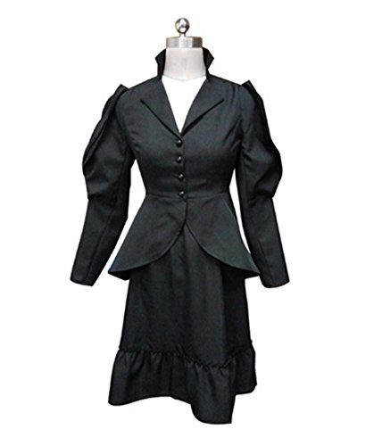 Women's Home for Peculiar Children Miss Peregrine Costume, Black X-Large
