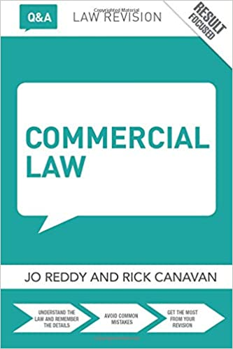 Q&A Commercial Law (Questions and Answers): Amazon co uk: Jo