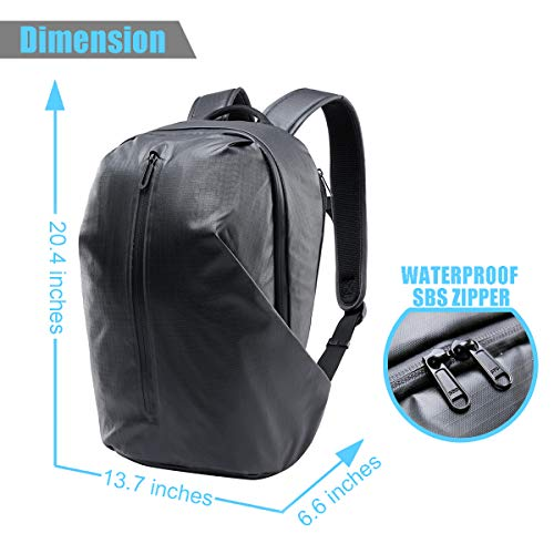 KALIDI Gaming Laptop Backpack 18.4 USB Charge Port Waterproof Bag for Dell Hp Msi Laptop