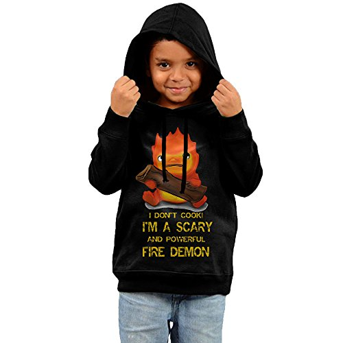 [AAPink Studio Ghibli Howl's Moving Castle Calcifer Sweater For Adolescent Size 2 Toddler] (Donald Duck Costume Makeup)
