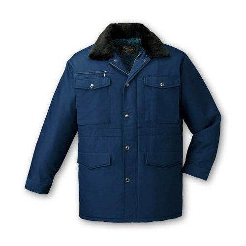 自重堂 9500 防寒コート(フード付) M~5L 作業服 防寒着 B077RF8D6C 5L|ネービー(011) ネービー(011) 5L
