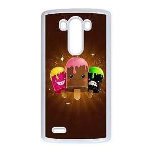 3dcomputer0430 LG G3 Cell Phone Case White PSOC6002625668577