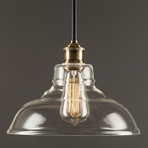 Blown Glass Light Fixture Pendants