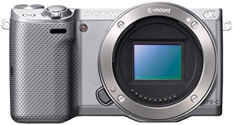 Sony NEX5T - Cámara EVIL de 16.1 Mp (pantalla 3