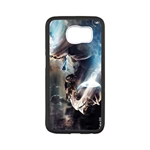SamSung Galaxy S6 phone cases White Final Fantasy cell phone cases Beautiful gifts JUW80979682