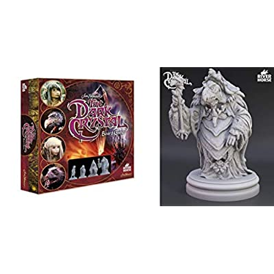 River Horse Studios Jim Henson's The Dark Crystal: Board Game: Toys & Games