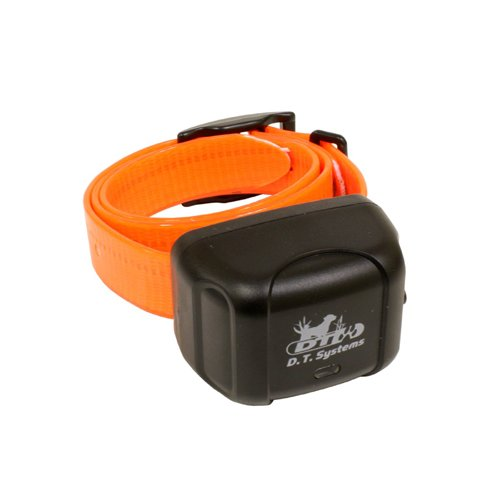 orange DT Systems Rapid Access Pro Trainer Add-On-Collar orange by DT Systems