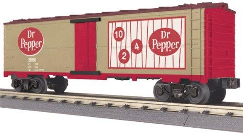 MTH 30-78073 Dr. Pepper modern Reefer Soda Texas train Waco Mike's Train - Dr Waco