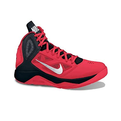premium selection 6dfdf 6e1d0 Amazon.com  Nike Red Dual Fusion BB II Basketball Shoes - Men  Everything  Else
