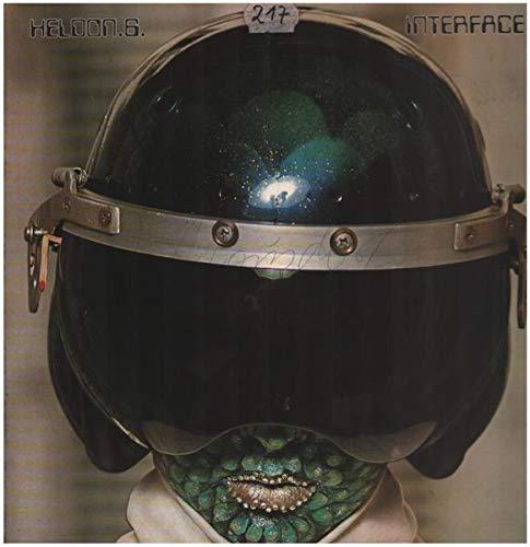 "Heldon 6 ""Interface"" 1977 1st Pressing FRANCE Cobra 37013"