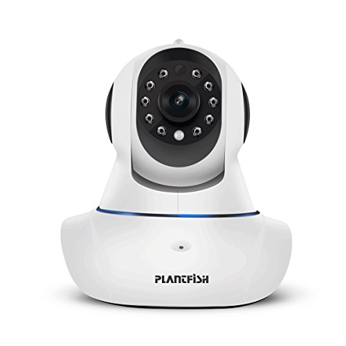Wifi IP Home Security Camera – Pets and Baby Monitor, Free