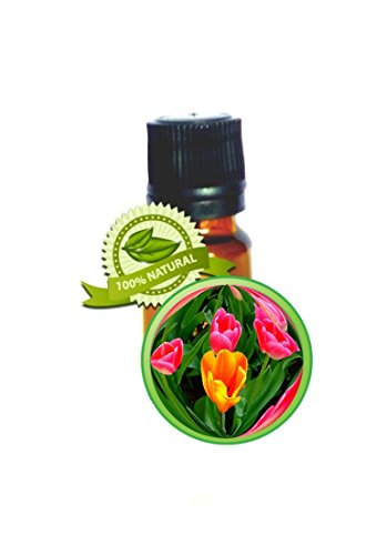Tulip Absolute Essential Oil - 100% PURE Tulipa Gesneriana - 10ml (1/3oz)