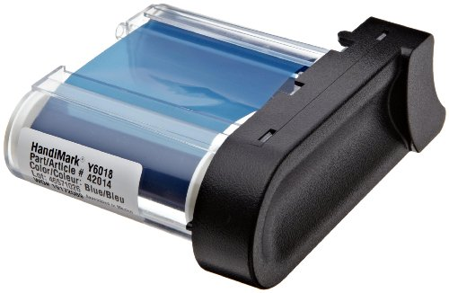 Brady 42014 HandiMark 75' Length 2'' Width, Blue Ribbon by Brady