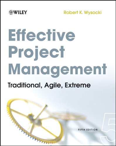 Download Effective Project Management: Traditional, Agile, Extreme Pdf