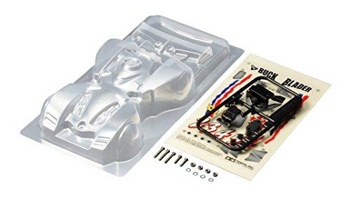 GP.479 バックブレーダー クリヤーボディセット(ポリカ) 「ミニ四駆グレードアップパーツシリーズ」 [15479]