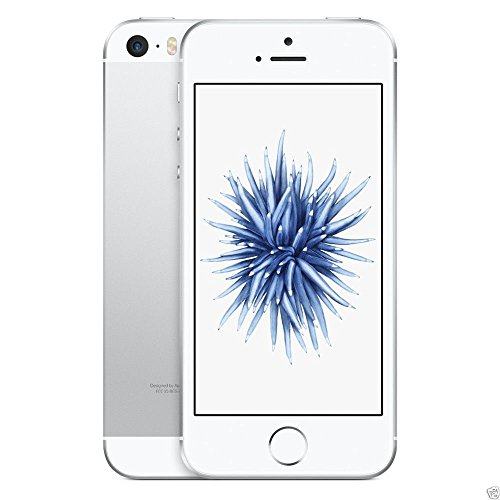 Apple iPhone SE (AT&T) LTE Smartphone - (Certified Refurbished) (16GB, Silver)