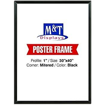 Amazon.com - Snap Frame, 30\'\' X 40\'\' Poster Size, 1\