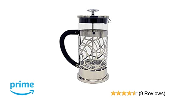 Amazon French Press Coffee Maker 8 Cup 1 Liter 34 Oz For Tea Camping Office Kitchen Dining