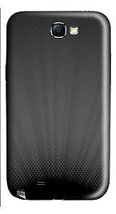 Samsung Note 2 Case Black Burst 3D Custom Samsung Note 2 Case Cover