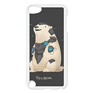 games Volibear in League of Legends iPod Touch 5 Case White 91INA91219015