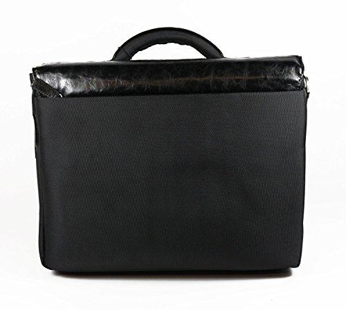 Exclusive Pal Zileri Designer Aktentasche Notebook Business Tasche Bag Leder UVP*259