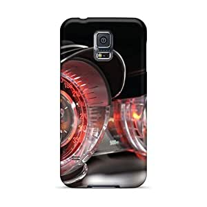 Galaxy S5 Bmw Concept Cs Dials Print High Quality Tpu Gel Frame Cases Covers by lolosakes