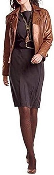 Heine Elegantes Etui Kleid Braun Amazon De Bekleidung