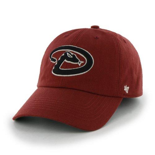 MLB Arizona Diamondbacks Cap, Razor Red, Large