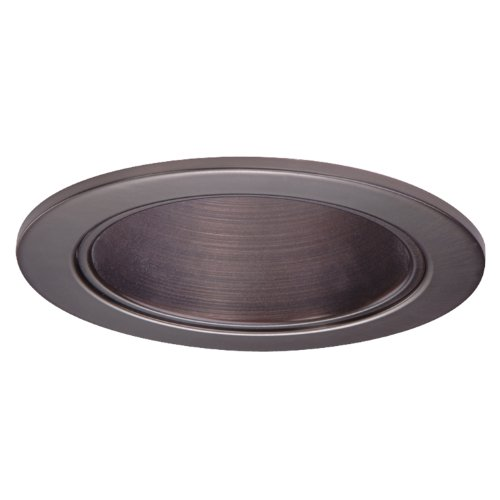 - HALO Recessed 999TBZ 4-Inch Trim Cone Tuscan Bronze with Tuscan Bronze Reflector
