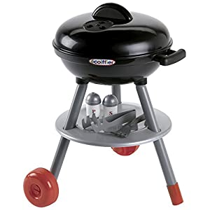 Ecoiffier 7600000668 - Garden & Season Barbecue Nero 8 spesavip