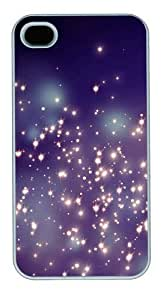 For SamSung Galaxy S4 Case Cover spec cases patterns abstract glitter color parallax 31 PC White for For SamSung Galaxy S4 Case Cover