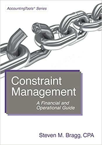 Constraint Management: A Financial and Operational Guide