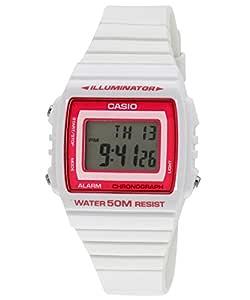 Casio Casual Watch Digital Display Quartz for Women W-215H-7A2V