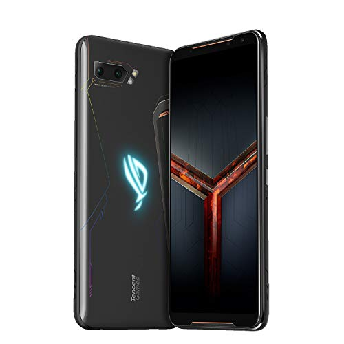 ASUS ROG Phone 2 (ZS660KL) Smartphone 8GB RAM 128GB ROM Snapdragon 855 Plus 6000 mAh NFC Android 9.0 - No Warranty